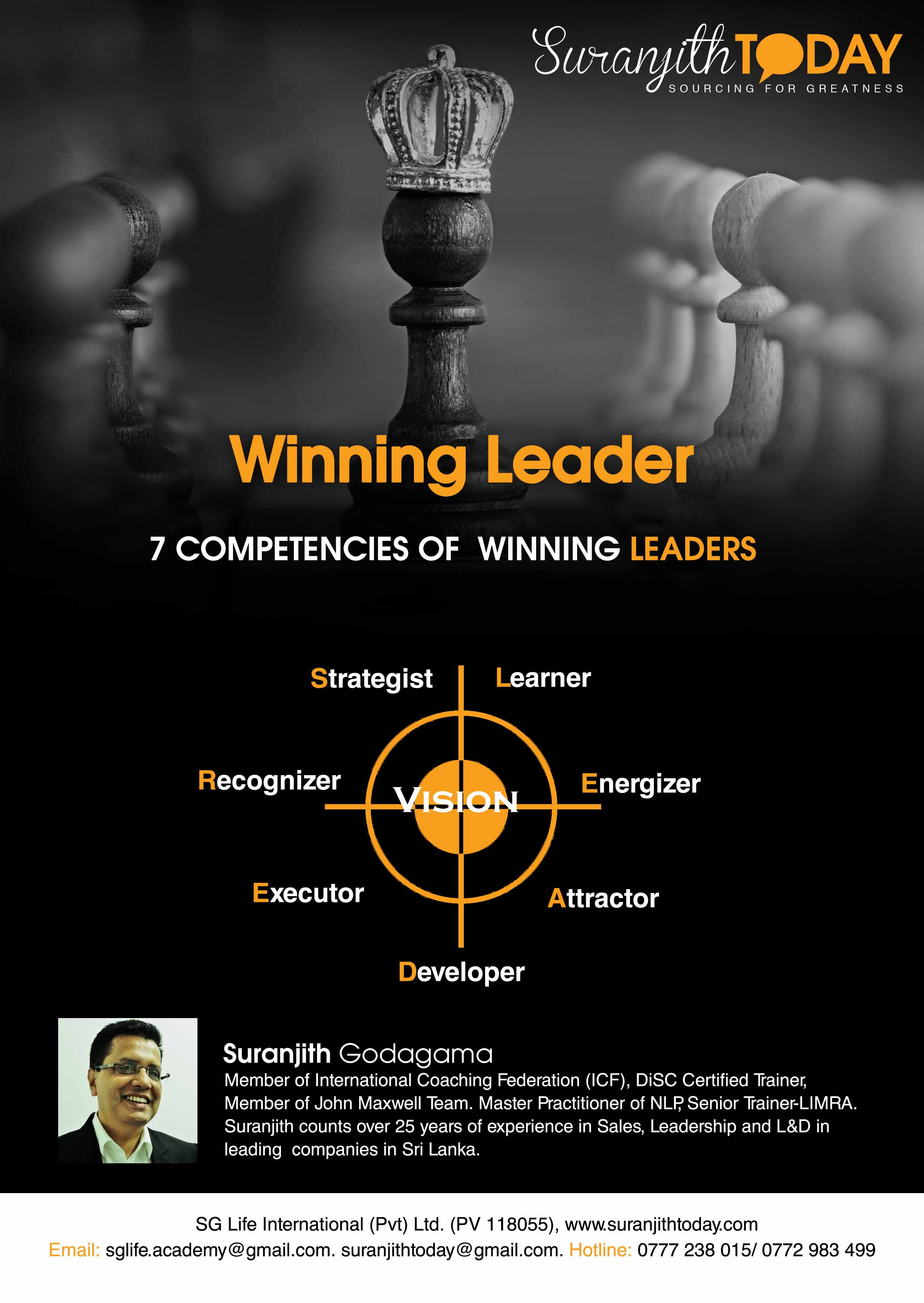 Winning Leader