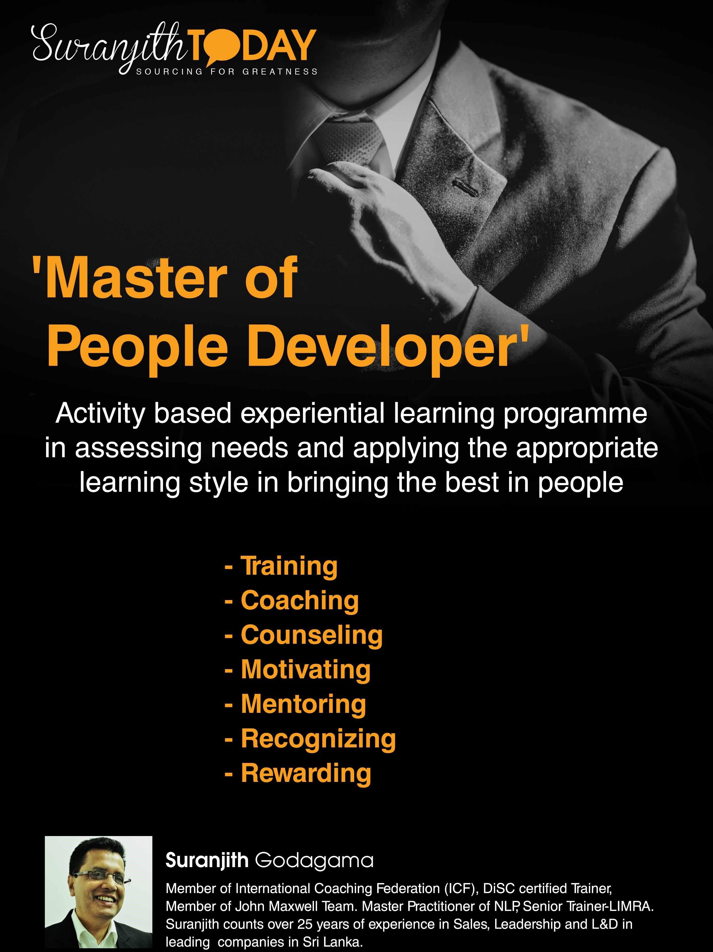 Master of People Developer